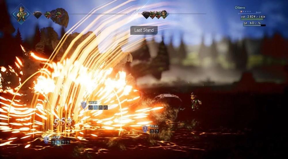 Octopath Traveler E3 2018 Screenshot 7