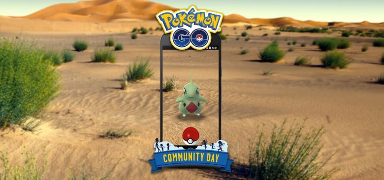 Pokémon GO Community Day Larvitar