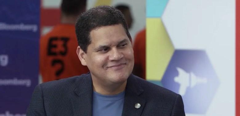Reggie Fils-Aime E3 2018 Photo