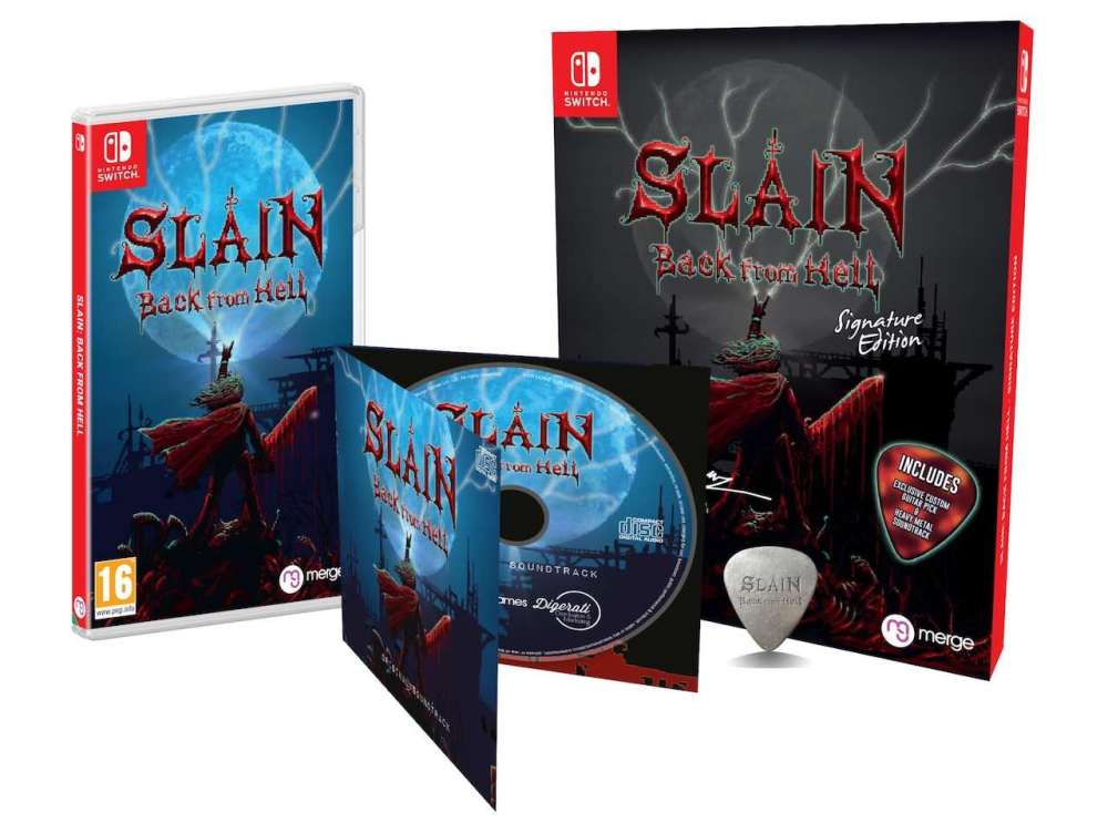 Slain: Back From Hell Signature Edition Photo