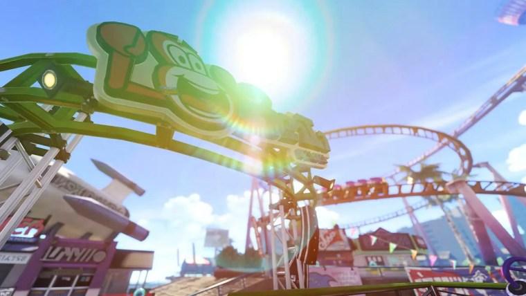 Splatoon 2 Wahoo World Screenshot 2