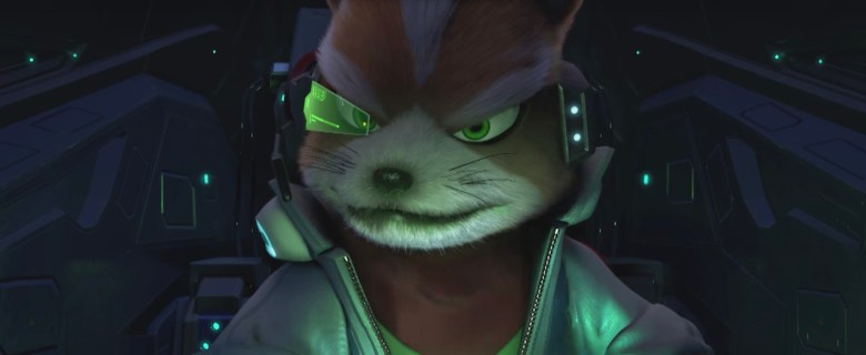 Star Fox Starlink: Battle For Atlas Screenshot