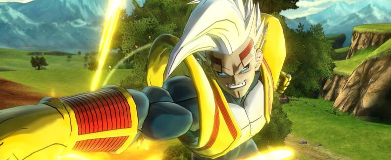Super Baby Vegeta Dragon Ball Xenoverse 2 Screenshot