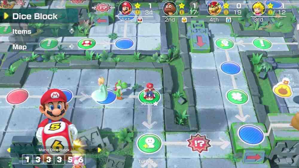 Super Mario Party E3 2018 Screenshot 1