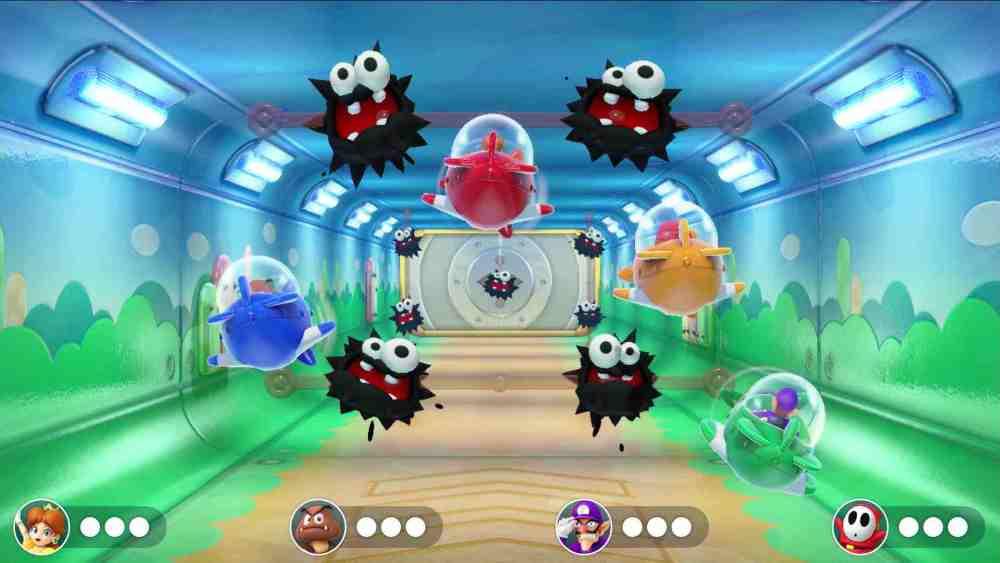 Super Mario Party E3 2018 Screenshot 10
