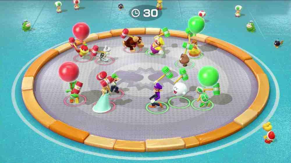 Super Mario Party E3 2018 Screenshot 7