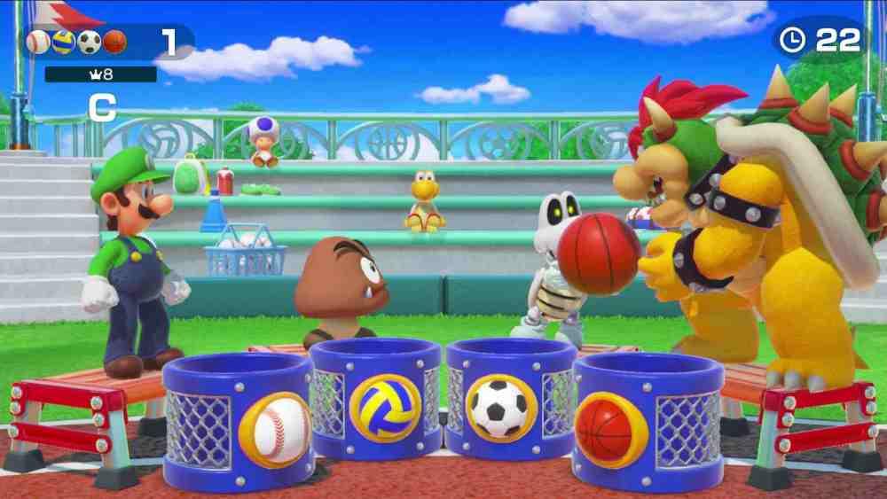 Super Mario Party E3 2018 Screenshot 9