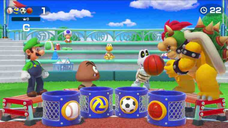 Super Mario Party E3 2018 Screenshot 9