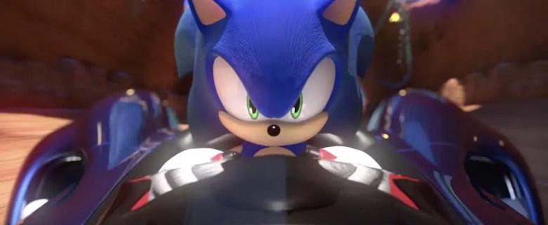 Team Sonic Racing Cutscene Screenshot