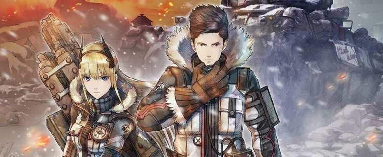 Valkyria Chronicles 4 Artwork