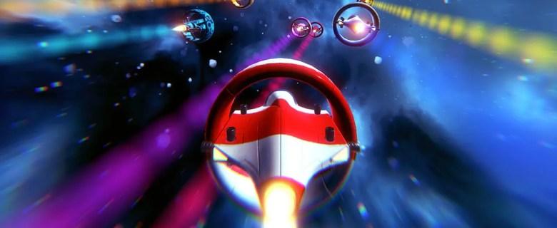 VSR: Void Space Racing Artwork