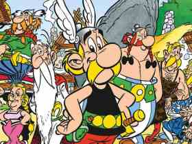 Asterix And Obelix Artwork