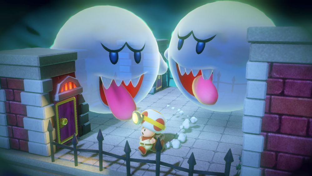 Captain Toad: Treasure Tracker Switch Review Screenshot 2