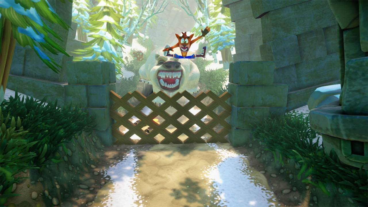 Crash Bandicoot N. Sane Trilogy Review Screenshot 2