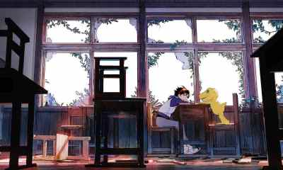 Digimon Survive Artwork