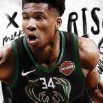 Giannis Antetokounmpo NBA 2K19 Cover