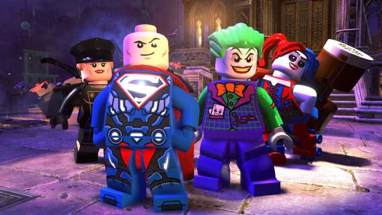 LEGO DC Super-Villains Screenshot