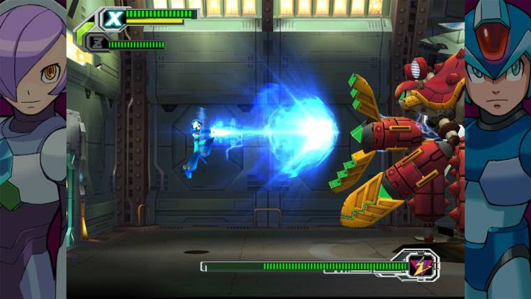 Mega Man X Legacy Collection 2 Review Screenshot 2