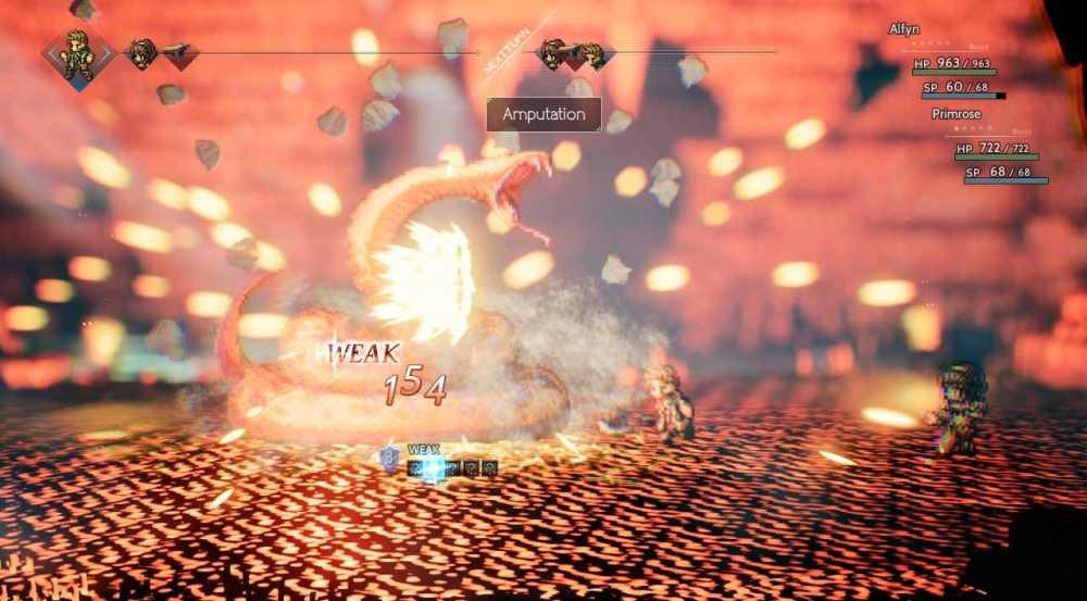 Octopath Traveler Review Screenshot 4