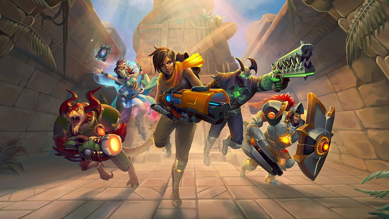 Paladins Review – Switch – Nintendo Insider
