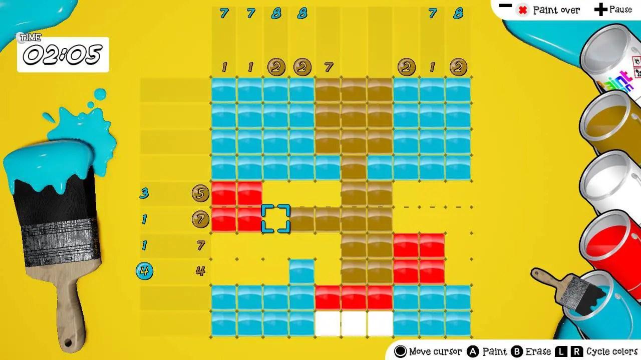Piczle Colors Screenshot
