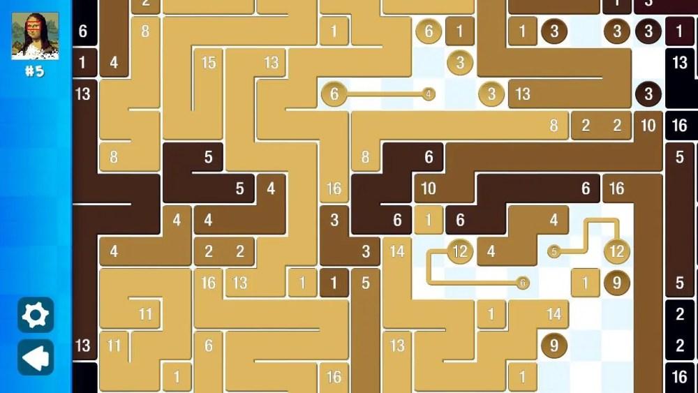 Piczle Lines DX 500 More Puzzles Review Screenshot 2