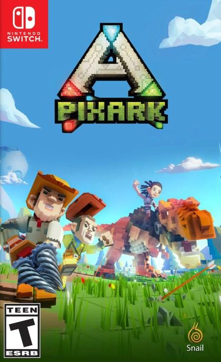 PixARK Switch Box Art