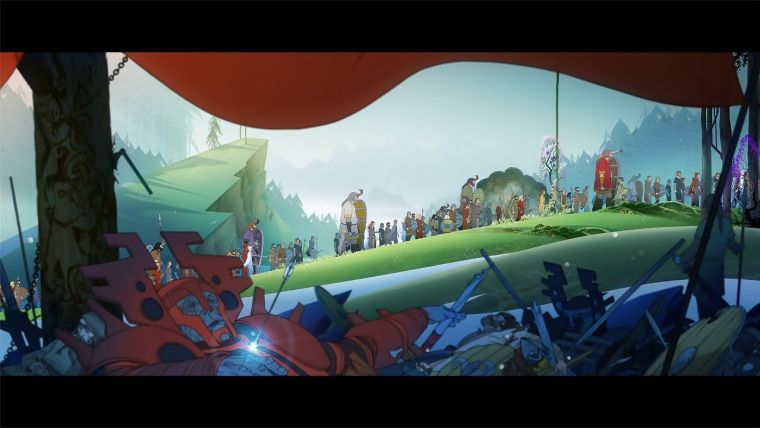 The Banner Saga 2 Review Screenshot 1