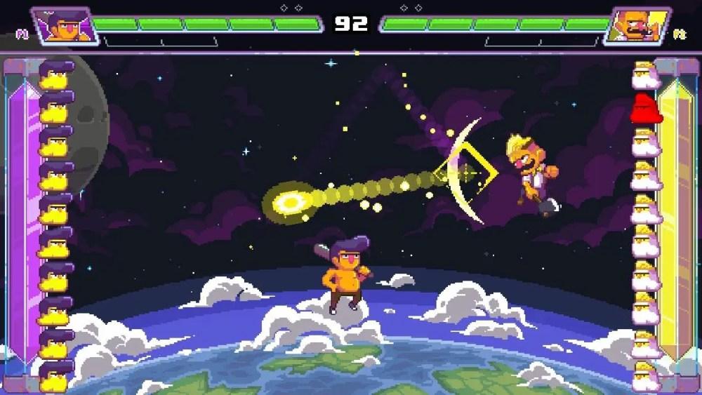 Ultra Space Battle Brawl Review Screenshot 1