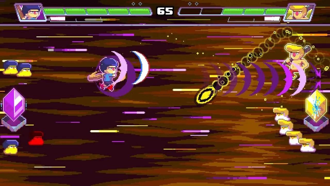 Ultra Space Battle Brawl Review Screenshot 2