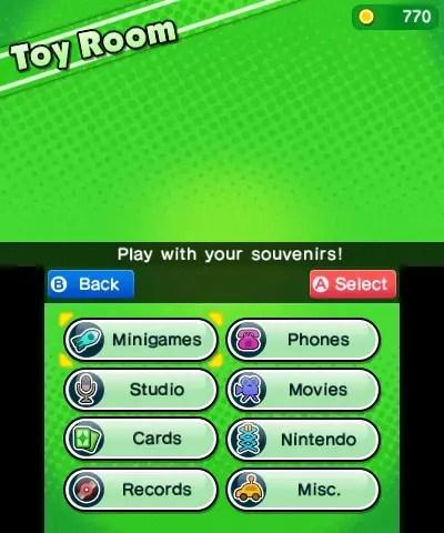 WarioWare Gold Screenshot 1