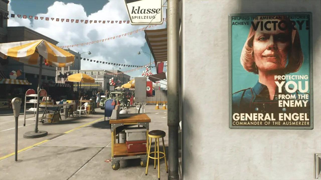 Wolfenstein II: The New Colossus Review Screenshot 1