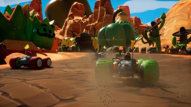 All-Star Fruit Racing Review Screenshot 1
