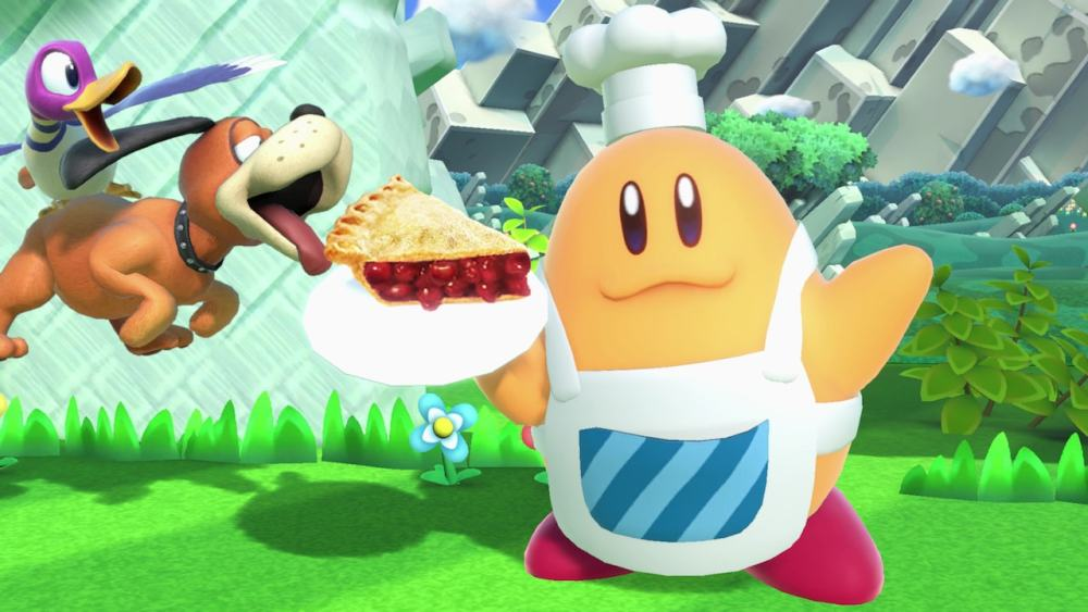 Chef Kawasaki Super Smash Bros. Ultimate Screenshot