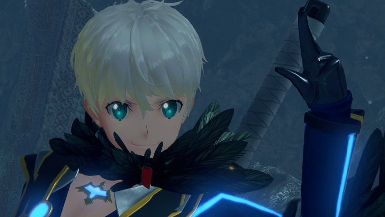 Corvin Xenoblade Chronicles 2 Screenshot