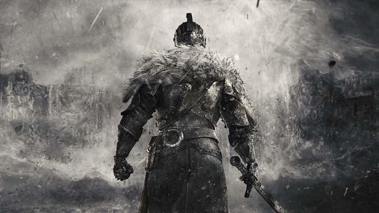 Dark Souls 2 Artwork