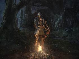Dark Souls Remastered Key Art
