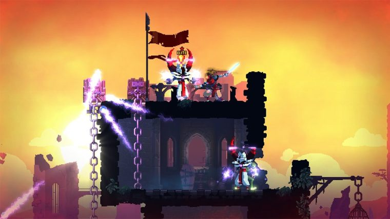 Dead Cells Review Screenshot 2