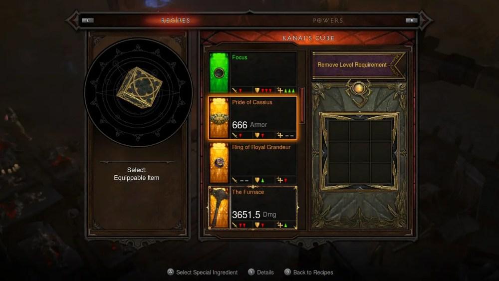 Diablo III Eternal Collection Switch Screenshot 13