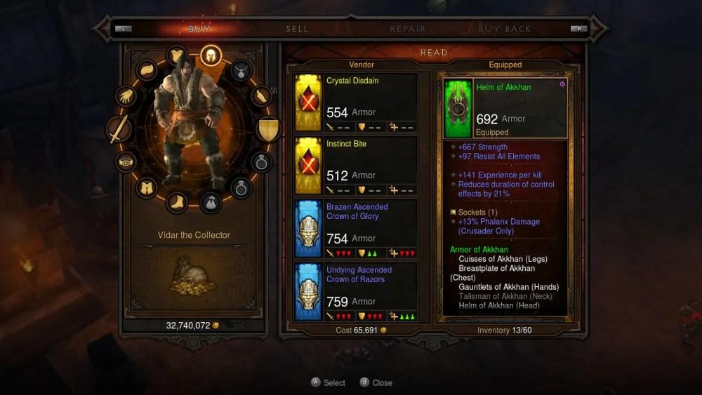 Diablo III Eternal Collection Switch Screenshot 18
