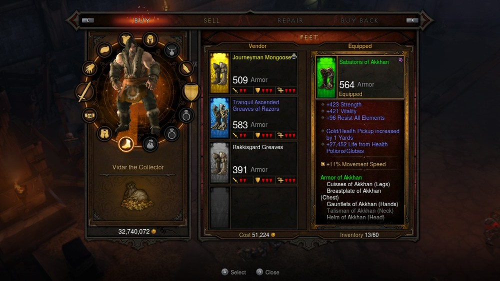 Diablo III Eternal Collection Switch Screenshot 19