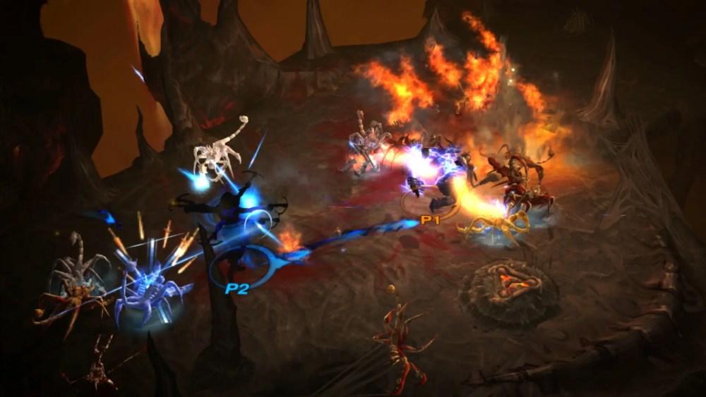 Diablo III Eternal Collection Switch Screenshot 21