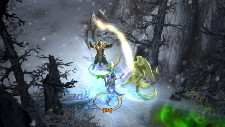 Diablo III Eternal Collection Switch Screenshot 25
