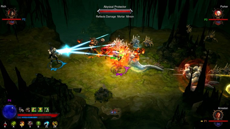 Diablo III Eternal Collection Switch Screenshot 29