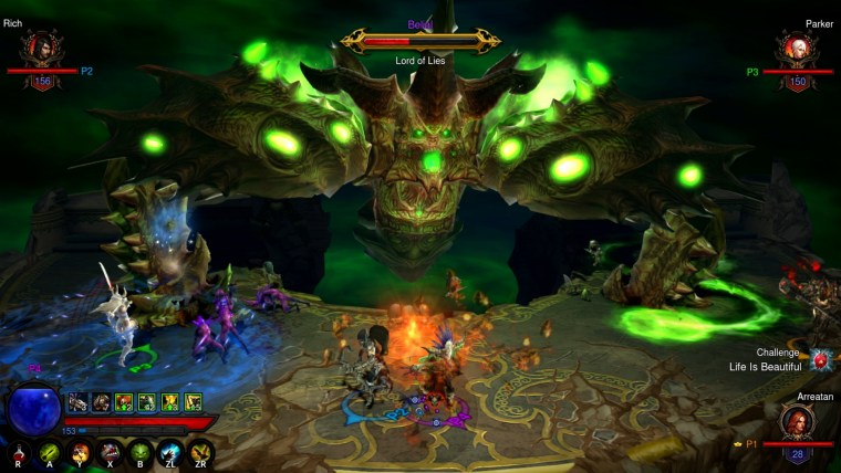 Diablo III Eternal Collection Switch Screenshot 30