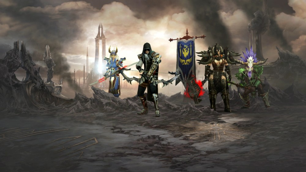 Diablo III Eternal Collection Switch Screenshot 32