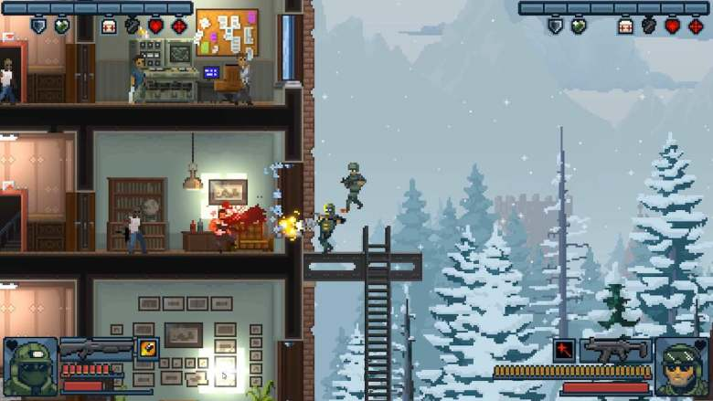 Door Kickers: Action Squad Screenshot