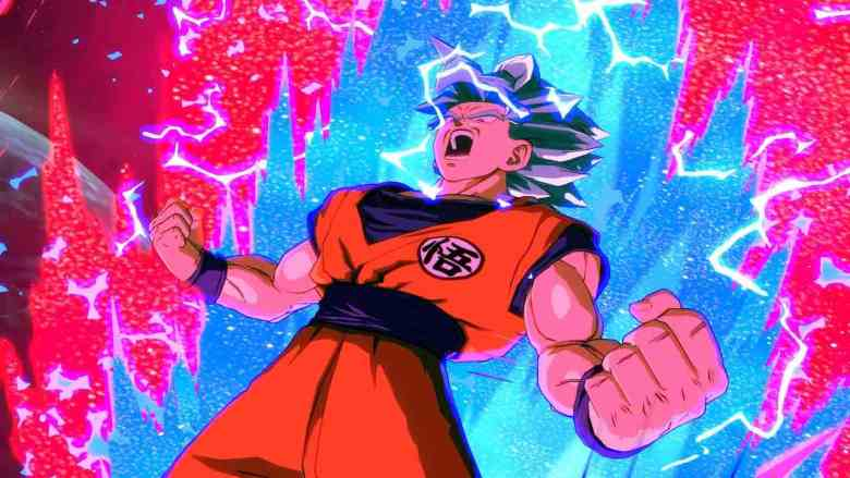 Dragon Ball FighterZ E3 2018 Screenshot