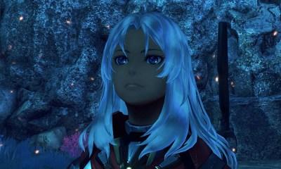Elma Xenoblade Chronicles 2 Screenshot 1