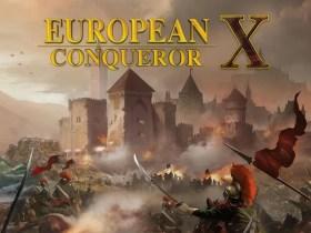 European Conqueror X Artwork